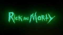 Rick And Morty Intro