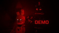 [Fnaf] The Story of The Forgotten Ones DEMO