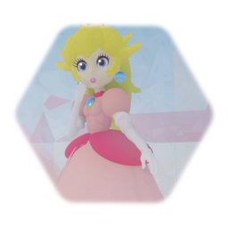 Princess Peach Doll (Tradional Outfit)