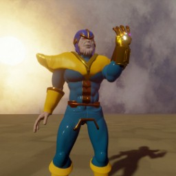 Marvel's Thanos (Remake)