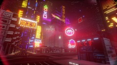 Cyber City 2040 - MY FAVORITE VR EXPERIENCE