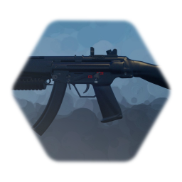 Military Modified MP5 (With Sounds Included)