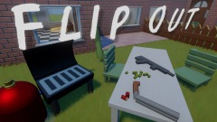 FLIP OUT - Topdown arena