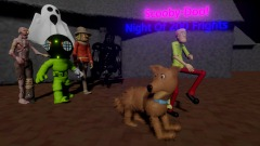 Scooby Doo Night Of 200 Frights