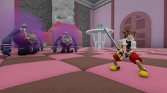 Wonderland - Kingdom Hearts: DiD