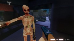 TimeSplitters - Fight Off The Living Dead challenge ( BETA )