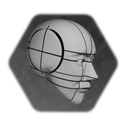 Head Drawing Model Guide