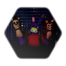 Puppeteer Bonnie
