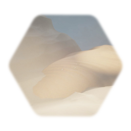 Desert Realistic Sand (Large Version)