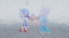 Sonic,Lilac and Furret Walk Together (at end Furret Walks away)
