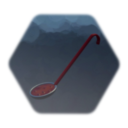 Ladle of Chili - Red Handle