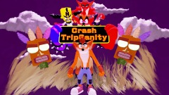 Crash Bandicoot TripSanity NEW 8+ Levels/Bosses Part 1