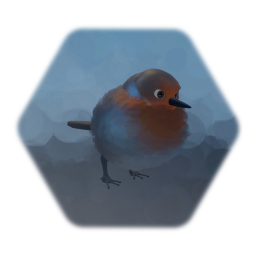 Little Bird Robin