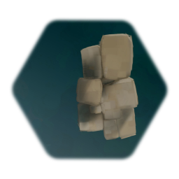 Small Rock Cluster
