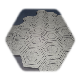 Sci Fi Floor - Low Thermo (Honeycomb Style)