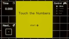 Touch the Numbers - Ver.DU