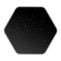 Twinkling Starfield Sphere