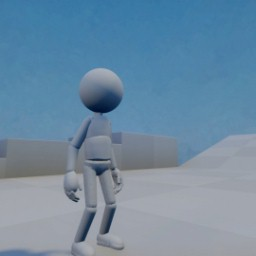 3rd Person Movement Template ( WIP )