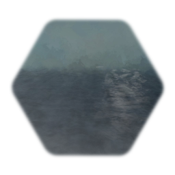 Realistic Water Template  Reflective & Transparent