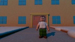 Peter Goes To South Park Elementary