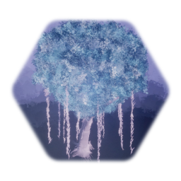 Magical Tree Asset
