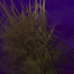 Patch of Long Grass (Paint)