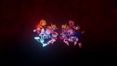Evil The Sackboy: The Final Nightmare - Title Screen