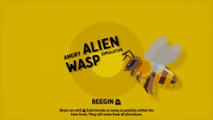 Angry Alien Wasp Simulator VR