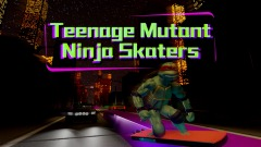 🍕 Teenage Mutant Ninja Skaters (VR Compatible)