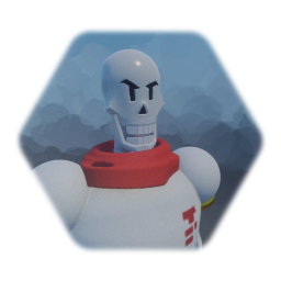 Papyrus Deluxe Puppet