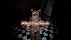 Withered Freddy Showcase [Working VR!]