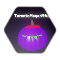 TorontoMayor's Remix of All Hallows' Dreams Pumpkin Template