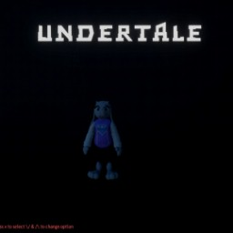 Undertale [sans fight available]