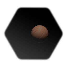Gas giant - red/grey/brown