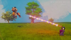 Special Beam Cannon!!