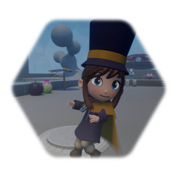 Hat Kid Gallery