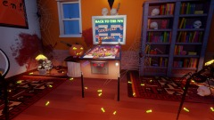 Good Old Halloween Pinball (best played in VR)