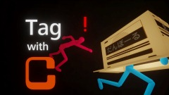 Tag with C