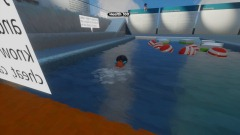 Carl 3.1 swimming pools test in a dream