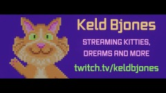 Keld Bjones Splash Screen