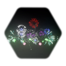 Fireworks Display Generator WIP