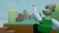 Super Wallace 3D World  2