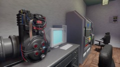 Ghostbusters Firehouse VR