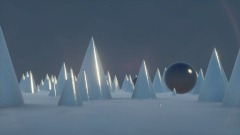 Icy Spikes (Endless Visualizer)