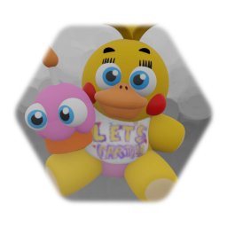 Toy Chica Plush