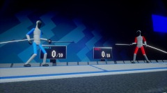 Olympics - Fencing Multiplayer
