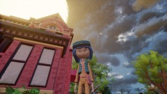 Coraline & The Pink Palace Apartments! - WIP!