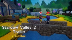 Stardew 2 Trailer (Fan Made) Work in Progress (VR Compatible)