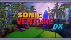 SONIC VENTURE DX - (Skins & Stages Update)