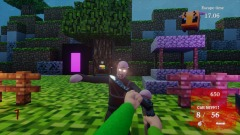 Call of Duty : Minecraft Zombies